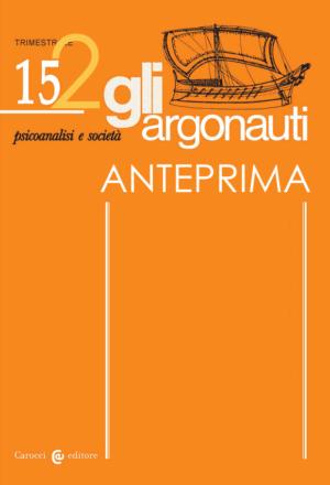 Abstract numero 152 de Gli Argonauti
