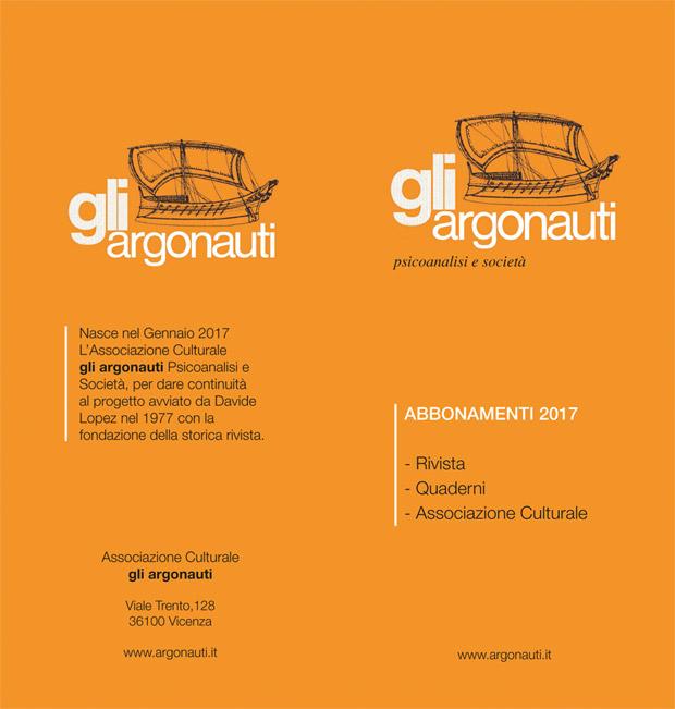Associazione a Gli Argonauti. Informazioni