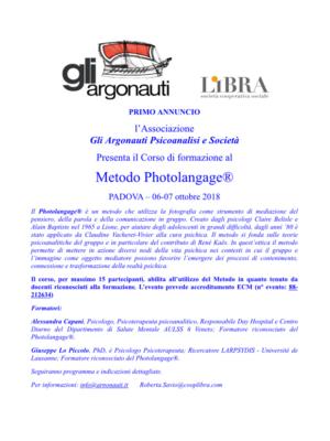 Metodo Photolangage